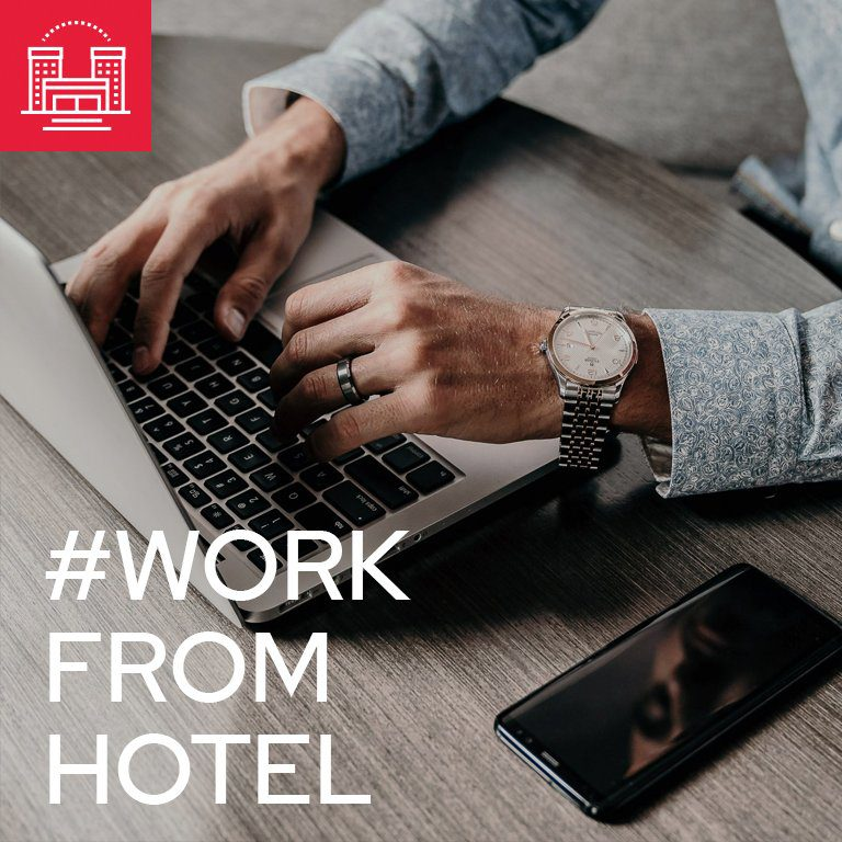 Work from Hotel