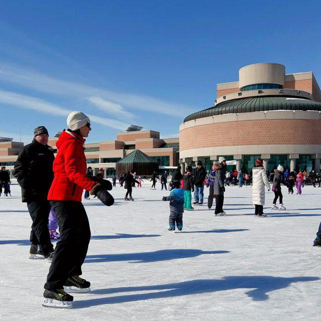 City of Markham Civic Centre Ice Rink