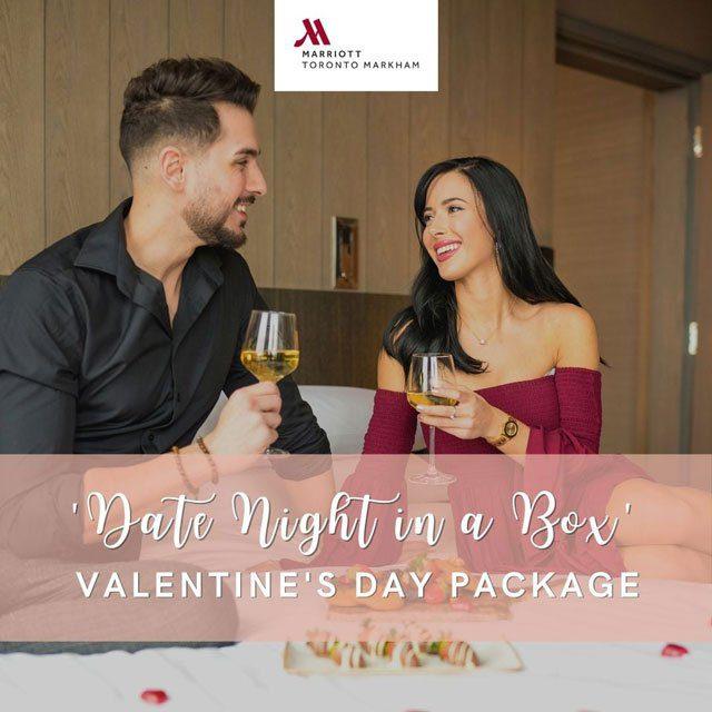 Marriott Valentine's Day Package