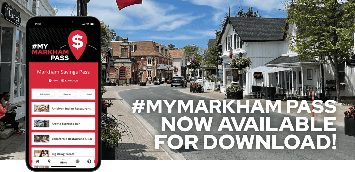 Download My Markham Pass Today