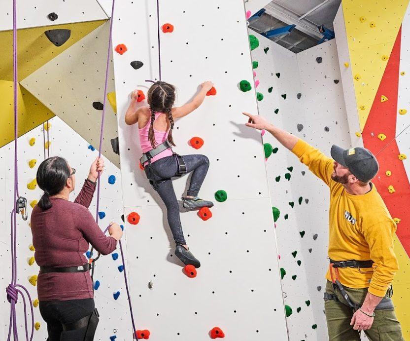 Hub Climbing Markham