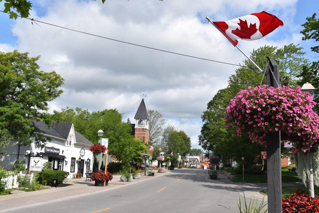 Unionville Slow Street