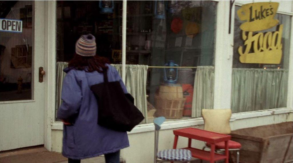 Photo: Sherman-Palladino, Amy. Gilmore Girls: Pilot Episode. 2000.