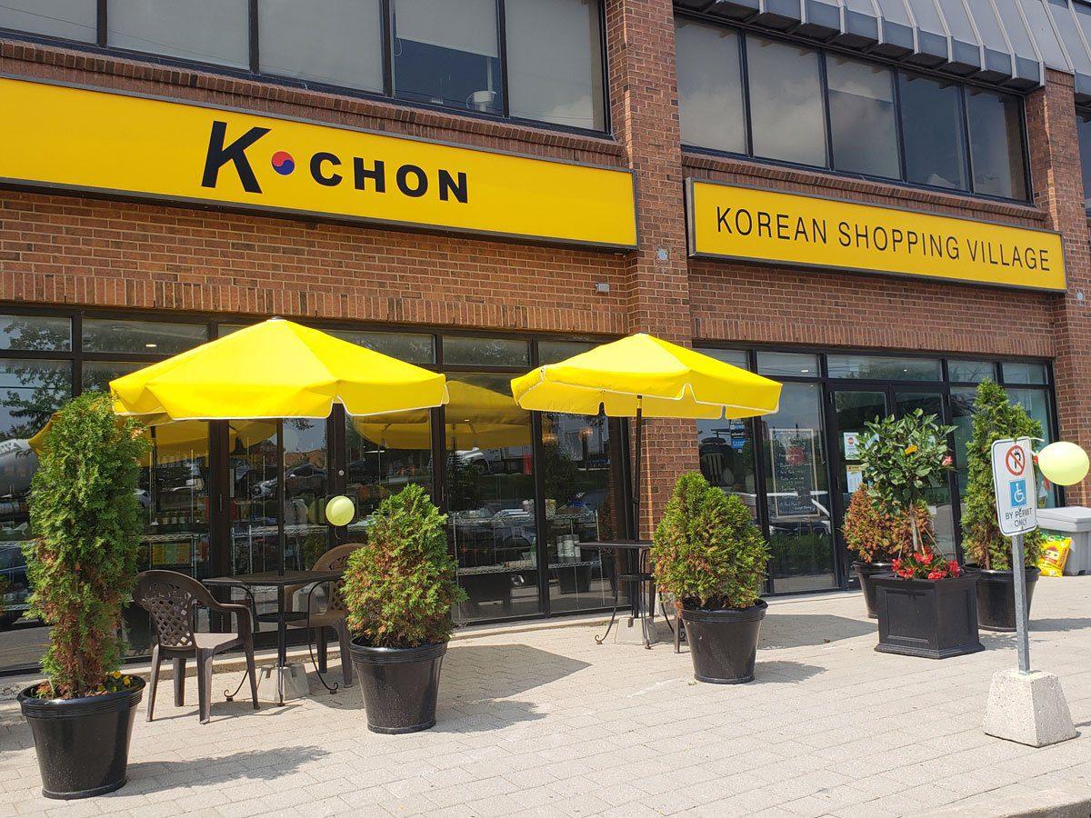 K Chon