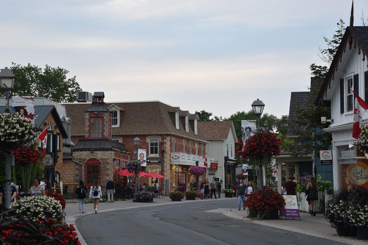 Main St Unionville