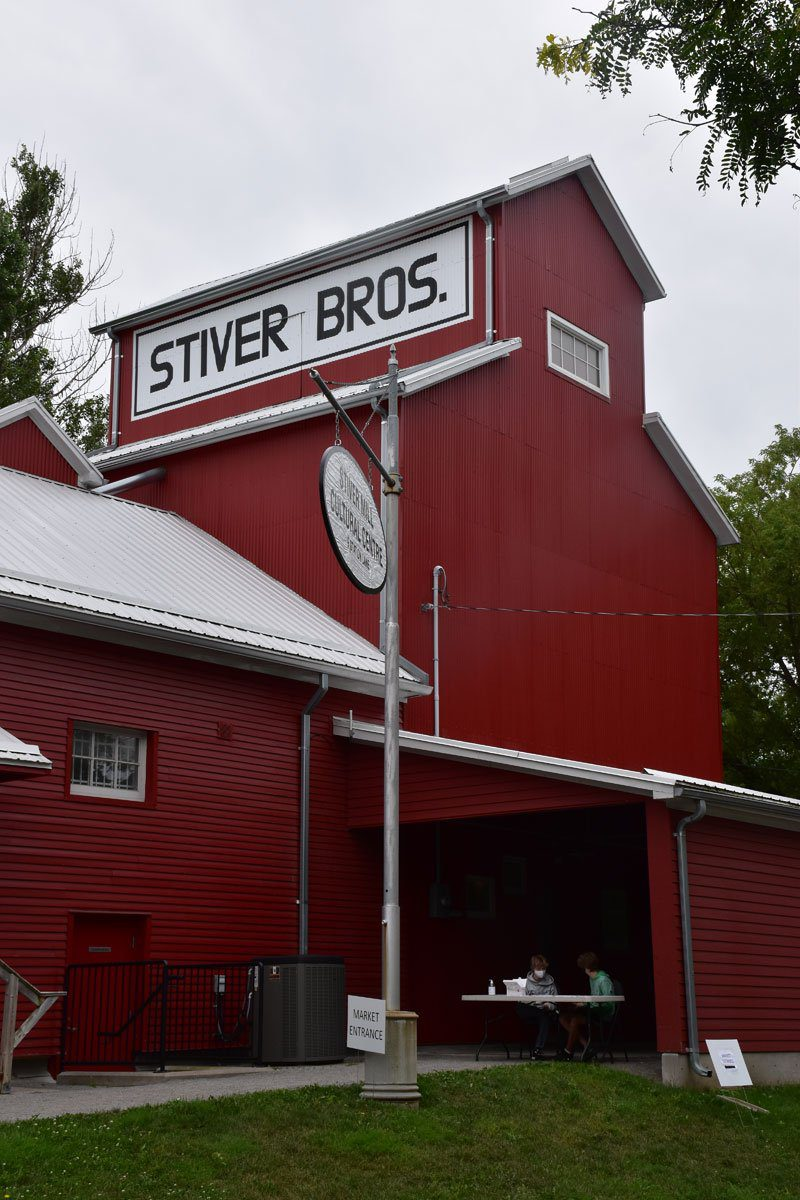 The Stiver Mill