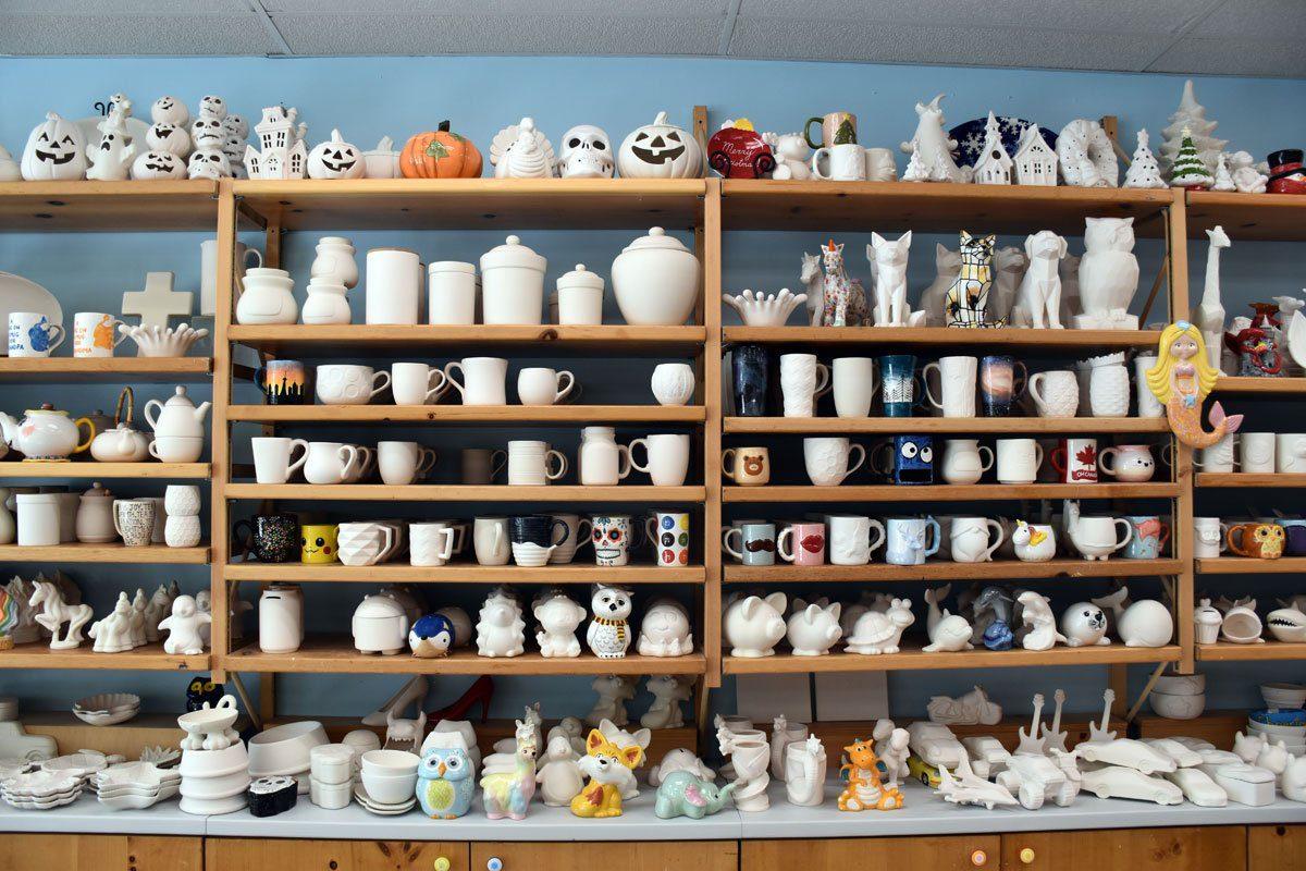 Crafty Pots