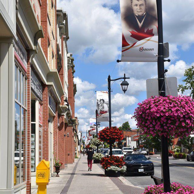 Main Street Markham