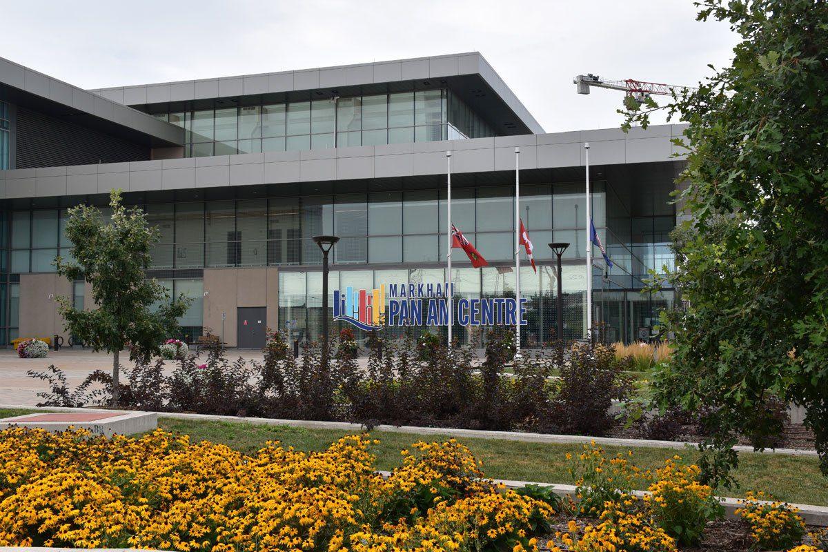 Pan Am Centre