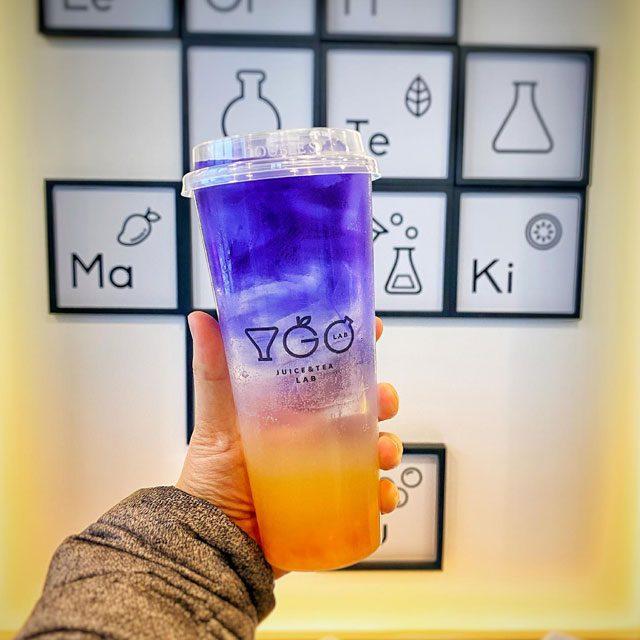 YGO Juice & Tea Lab